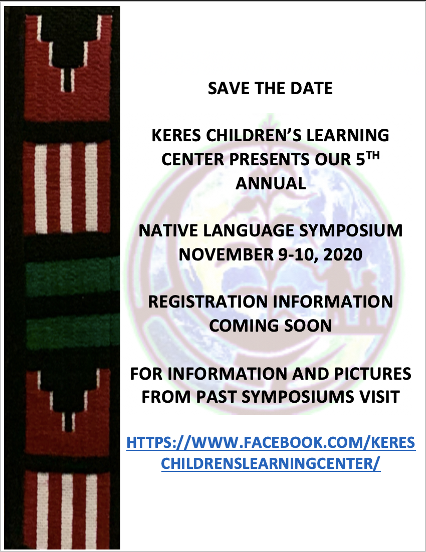 2020 Native Language Symposium